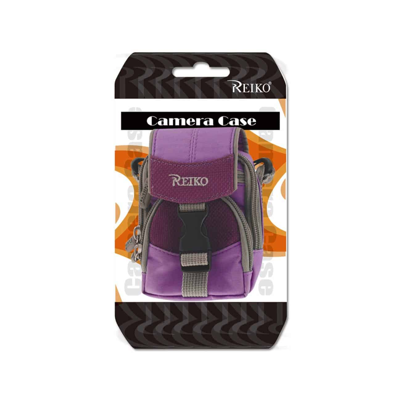SMALL CARRYING CAMERA CASE S SIZE INCHES IN PURPLE
