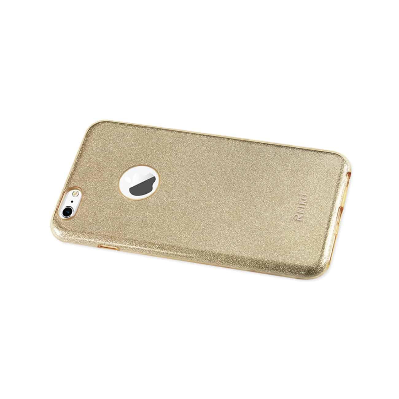 IPHONE 6 PLUS/ 6S PLUS SHINE GLITTER SHIMMER HYBRID CASE IN GOLD