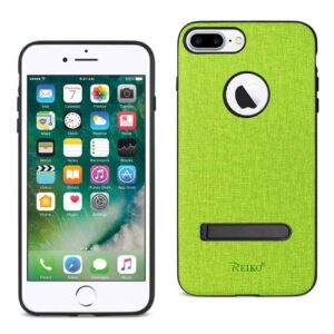 IPHONE 7 PLUS/ 6S PLUS/ 6 PLUS RUGGED TEXTURE TPU PROTECTIVE COVER IN GREEN