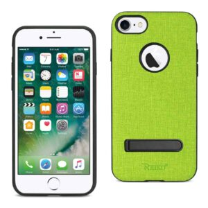 IPHONE 7/ 6/ 6S DENIM TEXTURE TPU PROTECTOR COVER IN GREEN