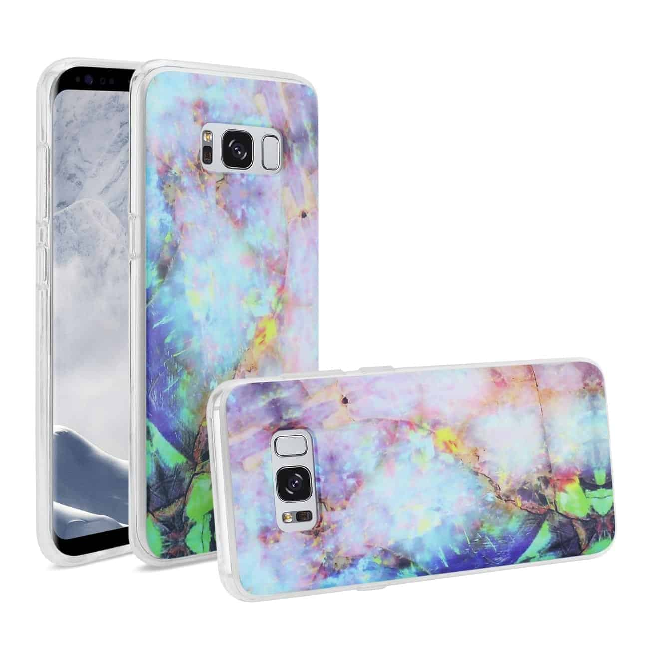 SAMSUNG GALAXY S8 EDGE/ S8 PLUS OPAL IPHONE COVER IN MIX COLOR