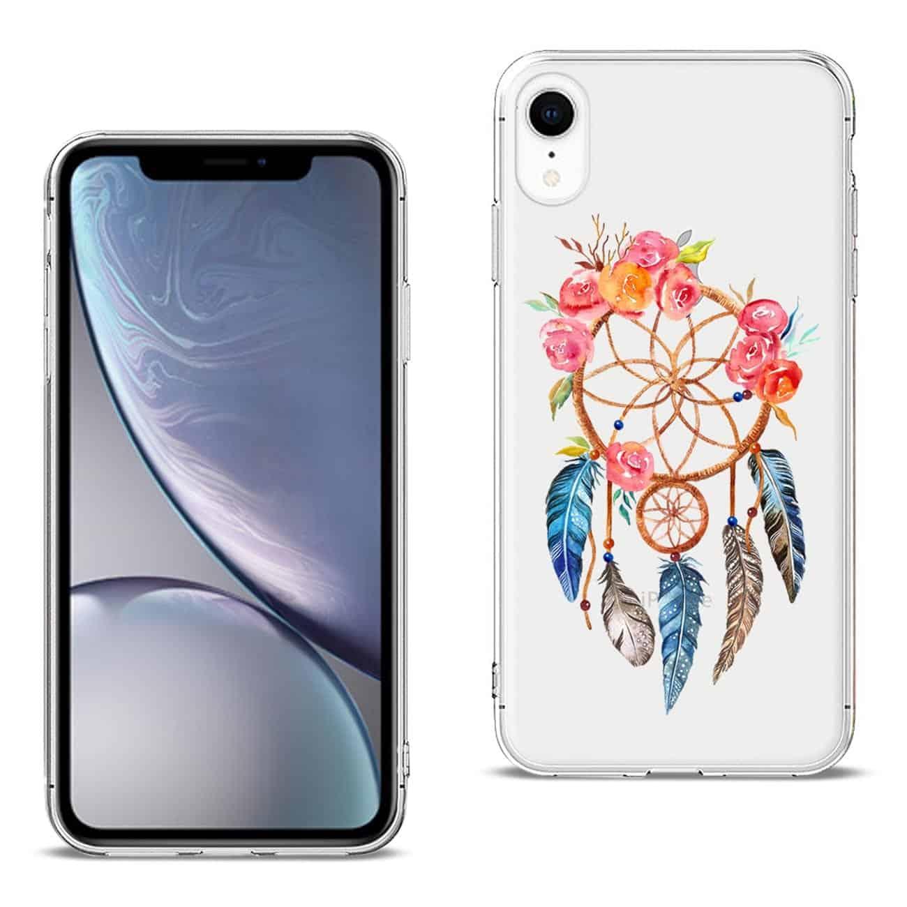 Apple iPhone XR Design Air Cushion Case