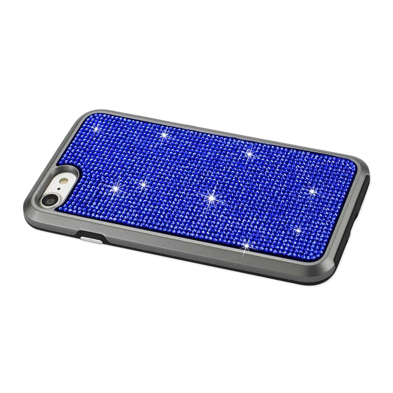 IPHONE 7 DIMOND TPU PROTECTOR COVER IN NAVY