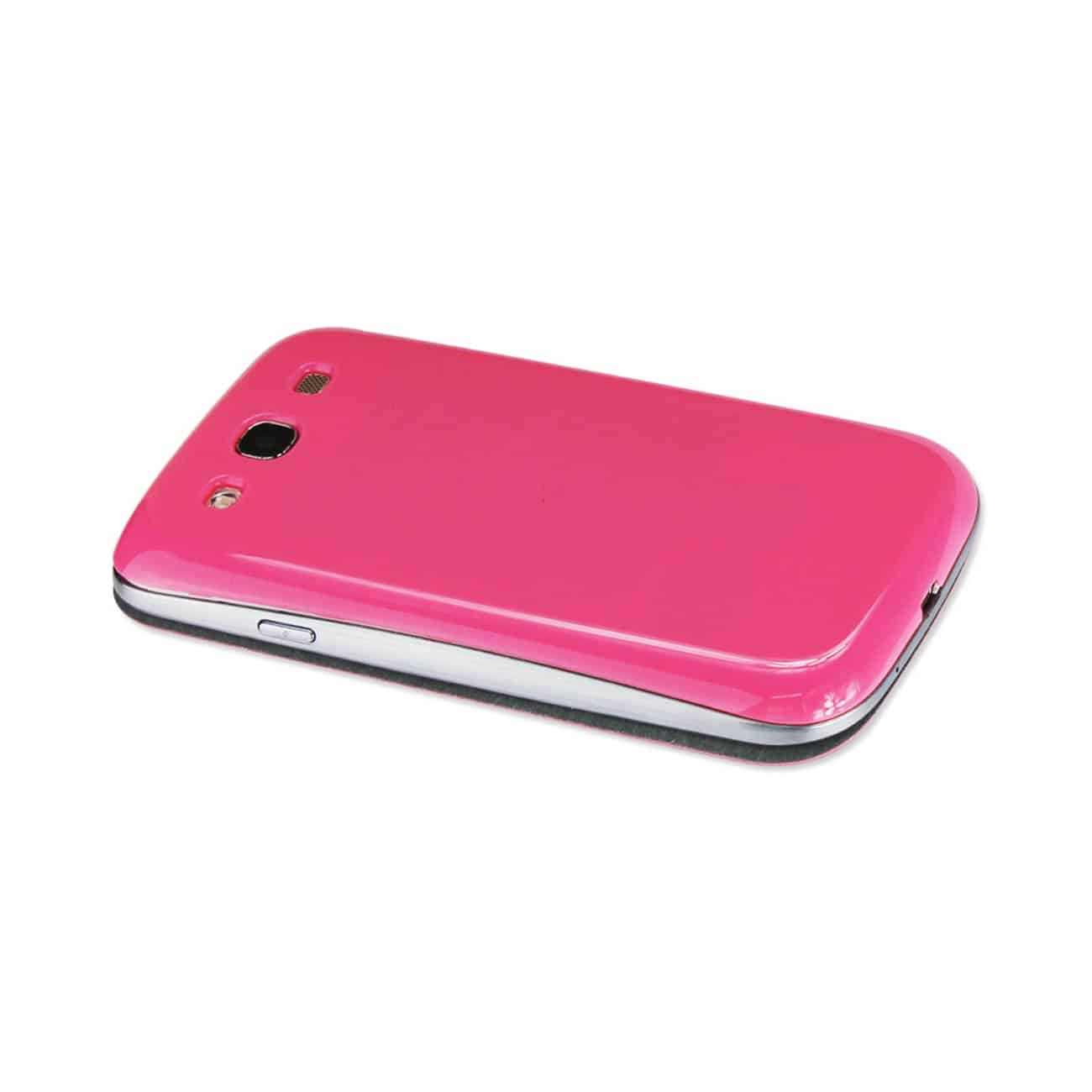 Fitting Case With Battery Cover Samsung Galaxy S3/ I9300 Hot Pink