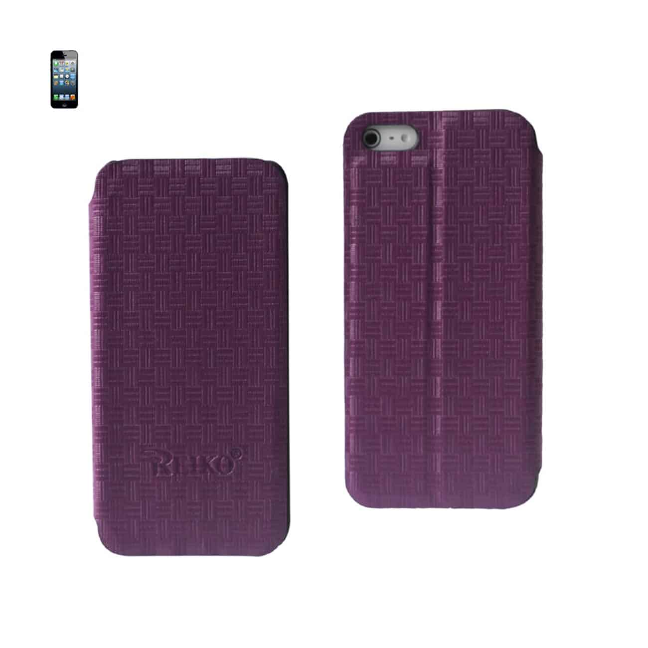Fitting Case Iphone5 Purple