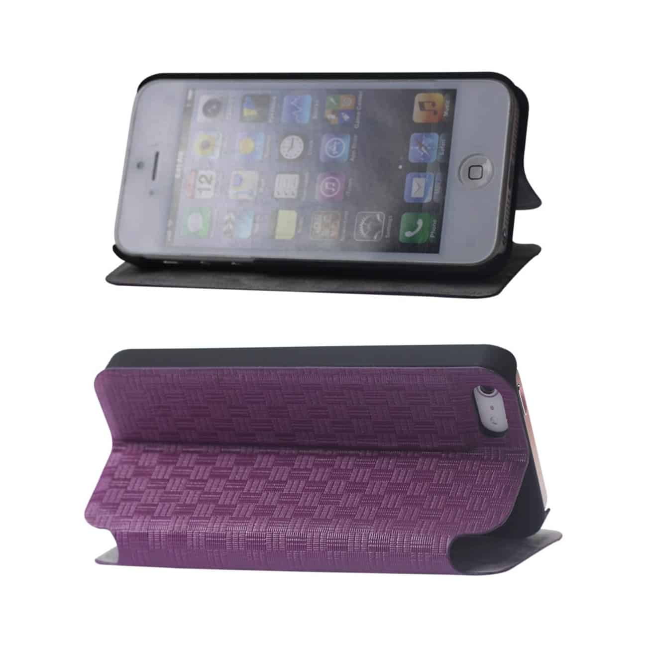 Fitting Case Iphone5 Purple
