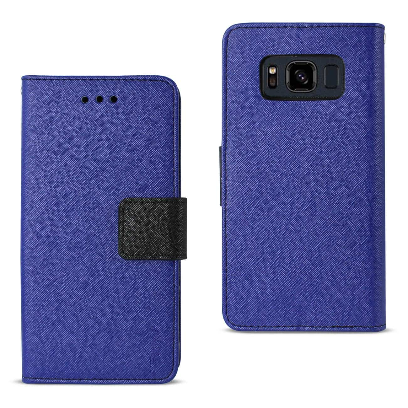 SAMSUNG GALAXY S8 ACTIVE 3-IN-1 WALLET CASE IN NAVY