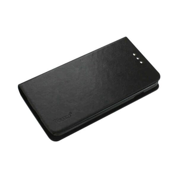 LG L90 FLIP FOLIO CASE WITH CARD HOLDER IN GRAY