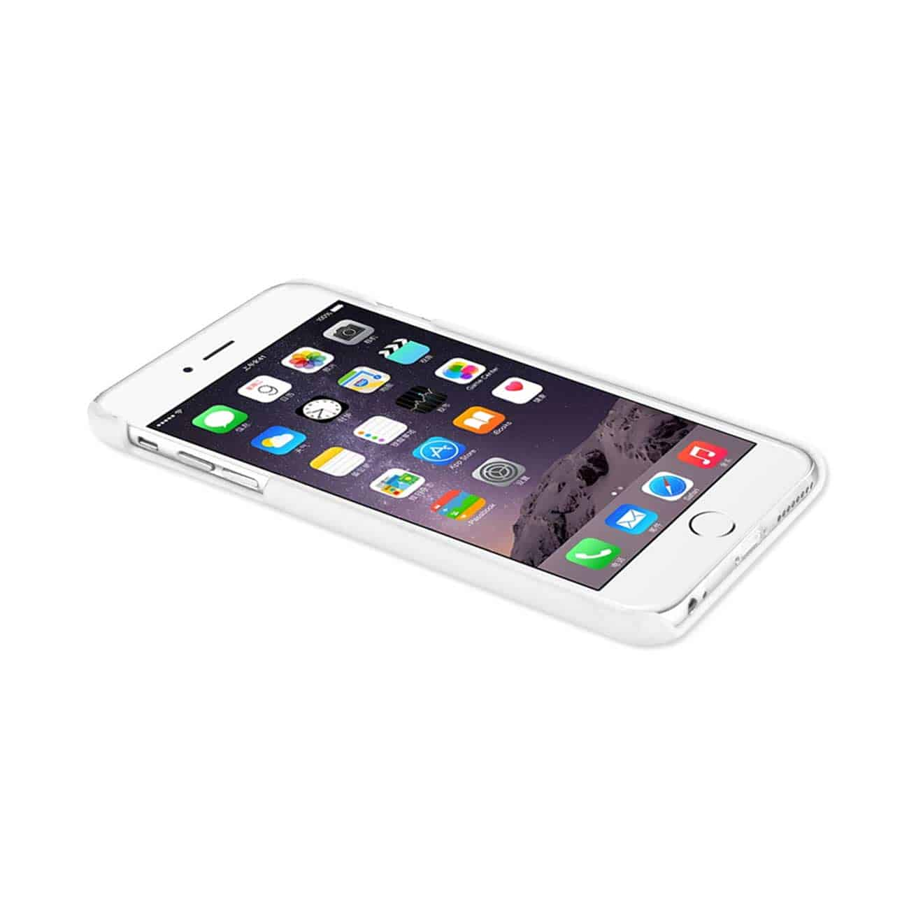 IPHONE 6 RFID GENUINE LEATHER CASE PROTECTION AND KEY HOLDER IN IVORY