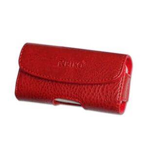 HORIZONTAL POUCH HP1022A LG LX260 RUMOR RED 4.3X2X0.7 INCHES