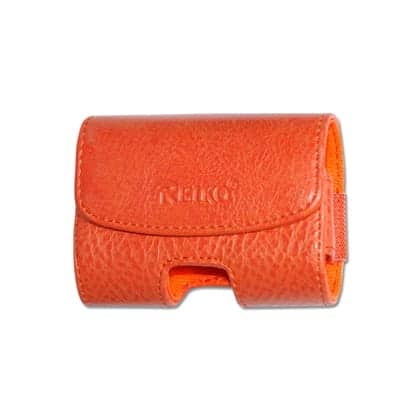 HORIZONTAL POUCH HP1022A SIZE:M ORANGE 3.5X1.1X2 INCHES