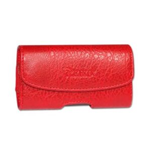 HORIZONTAL POUCH HP1022A MOTOLORA V9 RED 4X0.5X2.1 INCHES