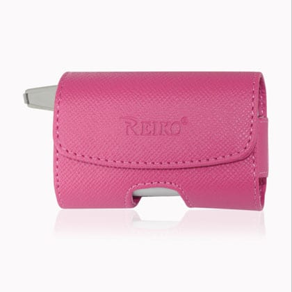 HORIZONTAL POUCH HP1023A SIZE:M HOT PINK 3.5X1.1X2 INCHES