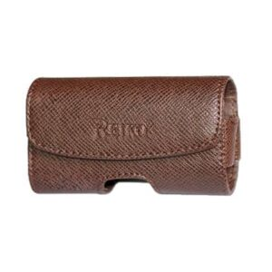 HORIZONTAL POUCH HP1023A MOTOLORA V9 BROWN 4X0.5X2.1 INCHES