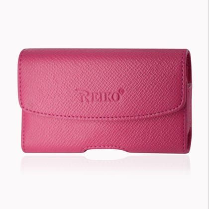 HORIZONTAL POUCH HP1023A PALM PRE HOT PINK 3.9X0.6X2.3 INCHES