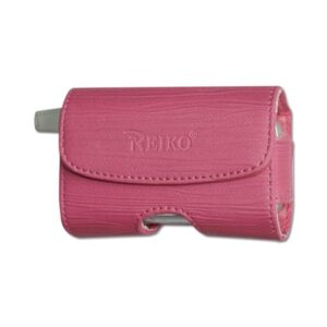 HORIZONTAL POUCH HP1025A M HOT PINK 3.5X1.1X2 INCHES
