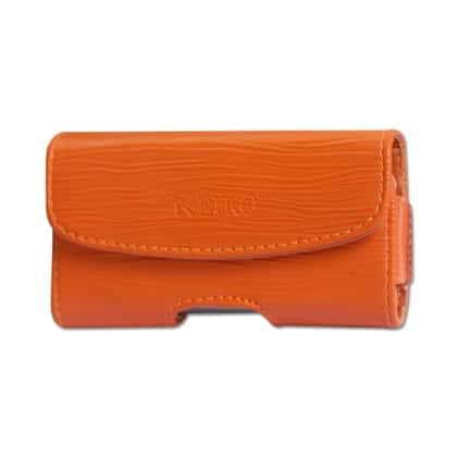 HORIZONTAL POUCH HP1025A MOTOROLA V9 ORANGE 4X0.5X2.1 INCHES