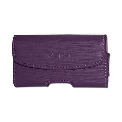 HORIZONTAL POUCH HP1025A MOTOLORA V9 PURPLE 4X0.5X2.1 INCHES