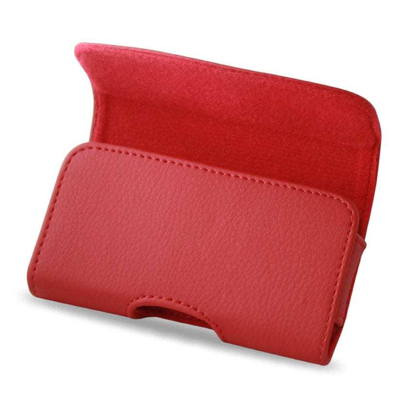 HORIZONTAL POUCH HP102C MOTOLORA V9 RED