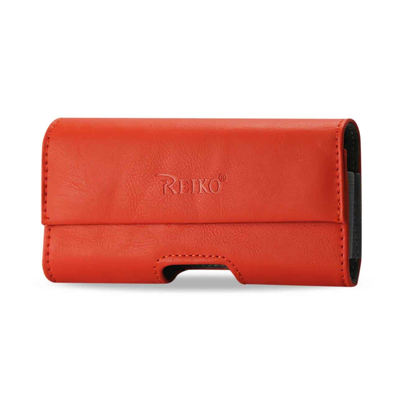 HORIZONTAL POUCH IPHONE4 PLUS ORANGE