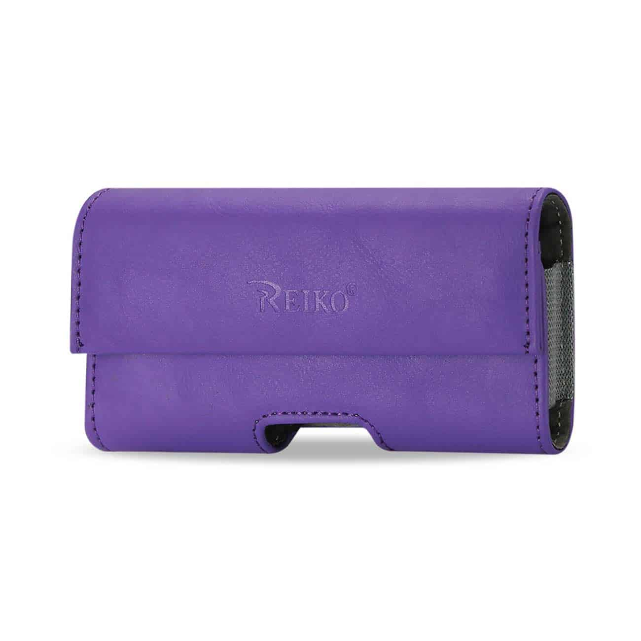 HORIZONTAL POUCH IPHONE5 PLUS PURPLE