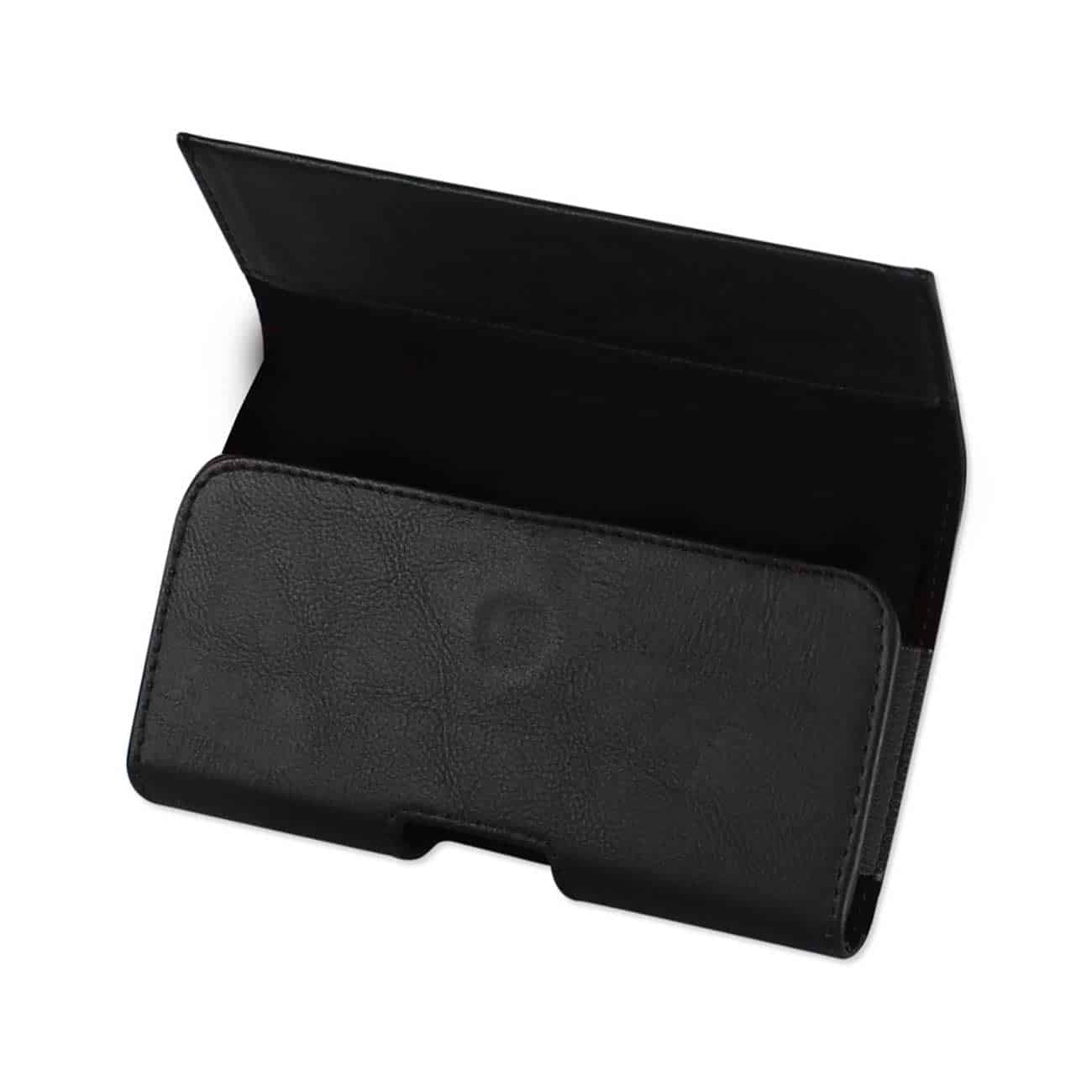 HORIZONTAL POUCH IPHONE4 PLUS BLACK