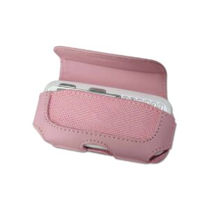 HORIZONTAL POUCH HP11A LG LX260 PINK 4.3X2X0.7 INCHES