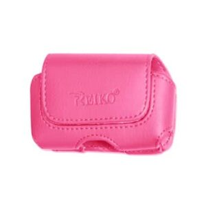 HORIZONTAL POUCH HP11A M HOT PINK 3.5X1.1X2 INCHES