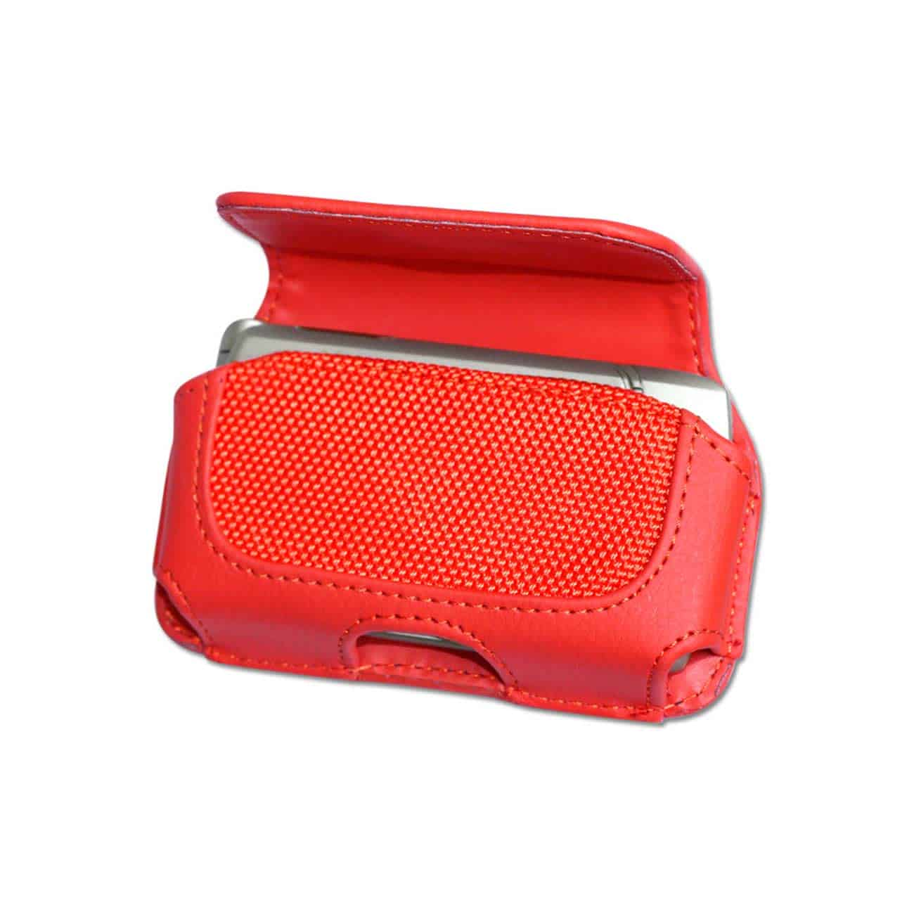HORIZONTAL POUCH HP11A MOTOROLA V3 RED 4X0.5X2.1 INCHES