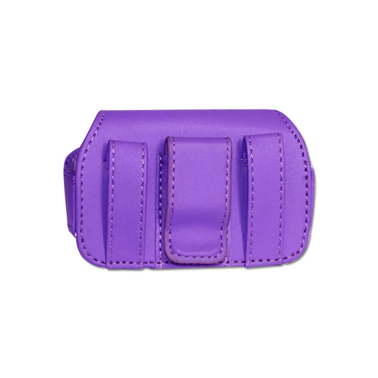 HORIZONTAL POUCH HP11A S PURPLE 3.5X1.9X0.9 INCHES