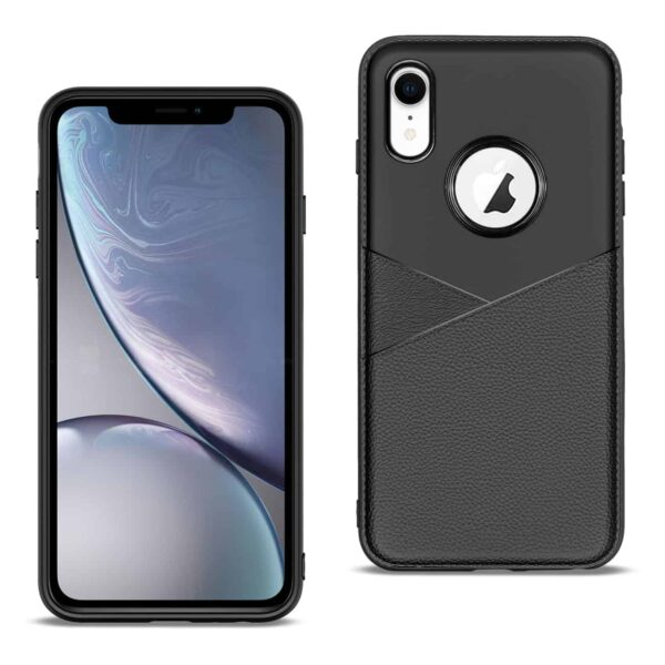 Apple iPhone XR Good quality phone case in Black