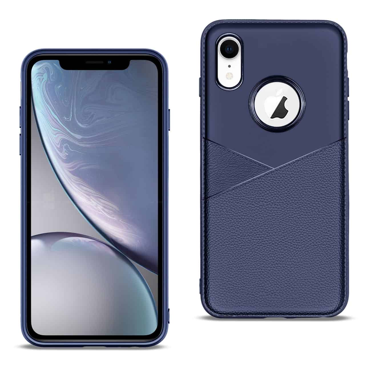 iPhone X Soft Case in Blue