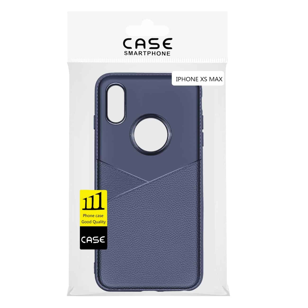 Apple iPhone XS MAX Good quality phone case in Blue