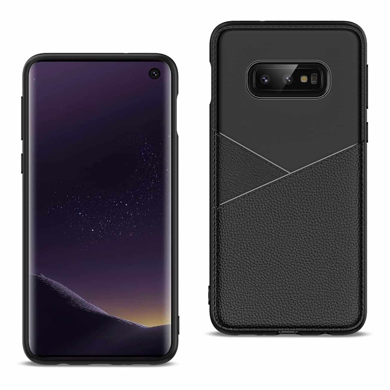 SAMSUNG GALAXY S10 Lite Soft Case in Black