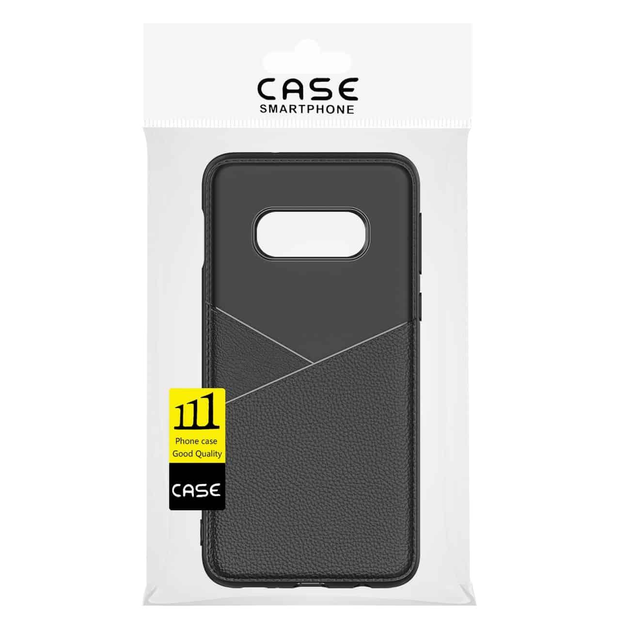 SAMSUNG GALAXY S10 Lite Soft Case in Black
