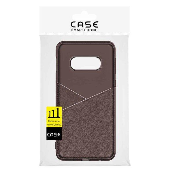 SAMSUNG GALAXY S10 Lite Soft Case in Brown