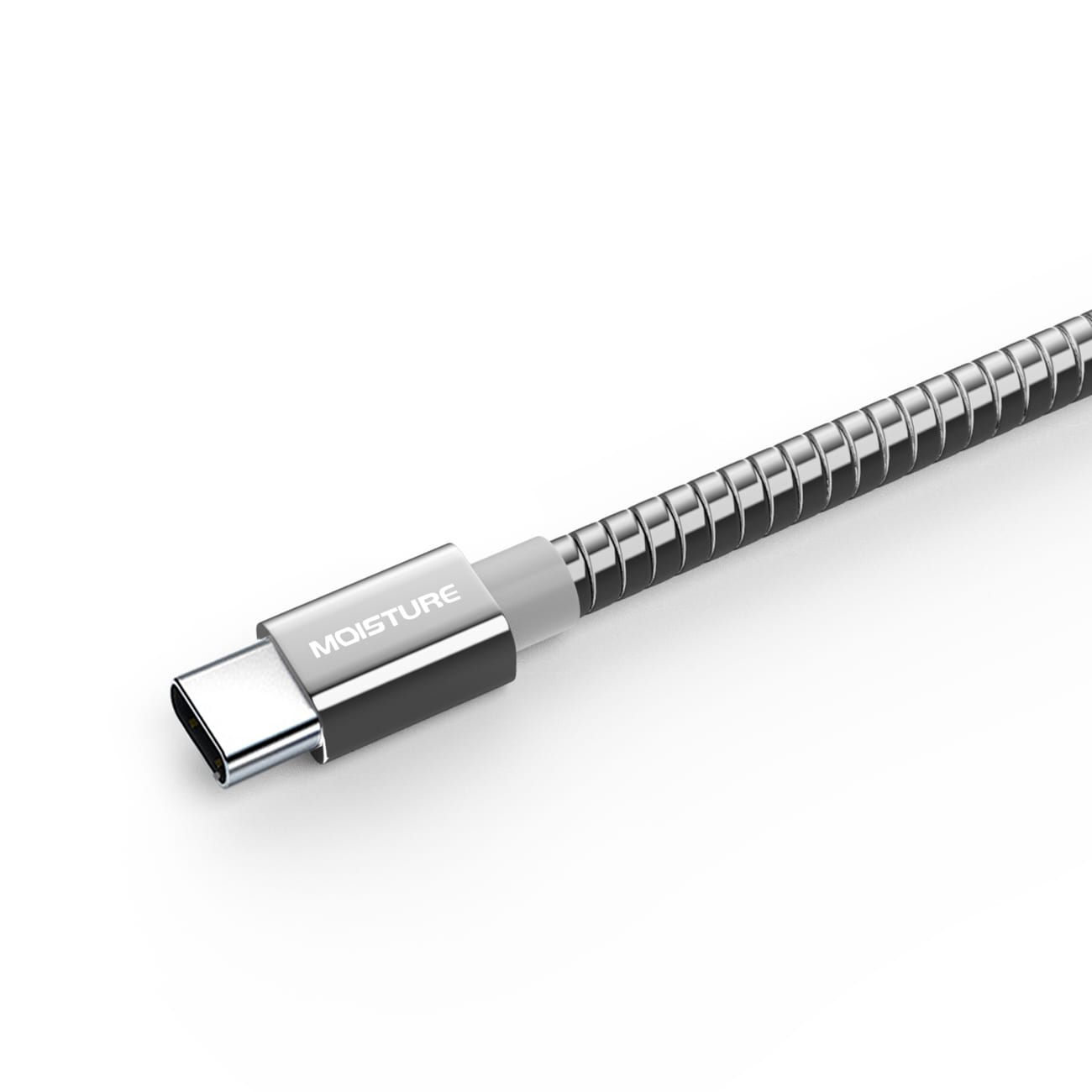 High Speed Type-C Data Cable in Gray