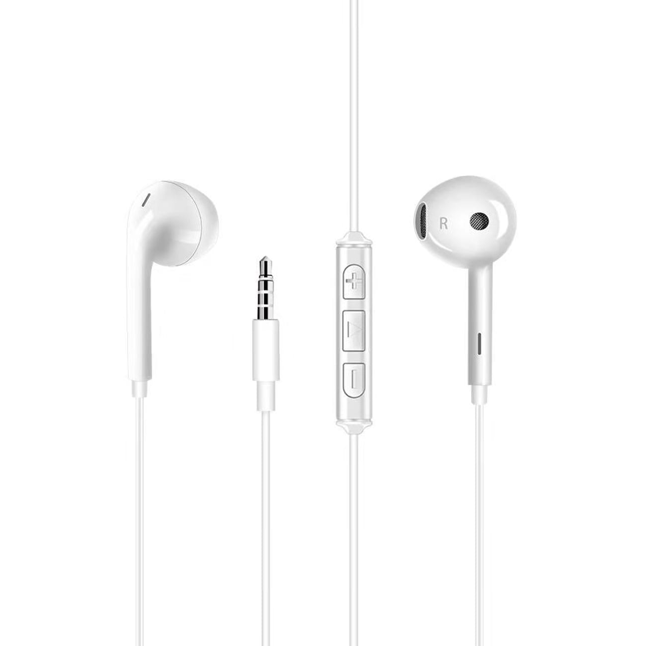 MT-H 114 Earphones in White