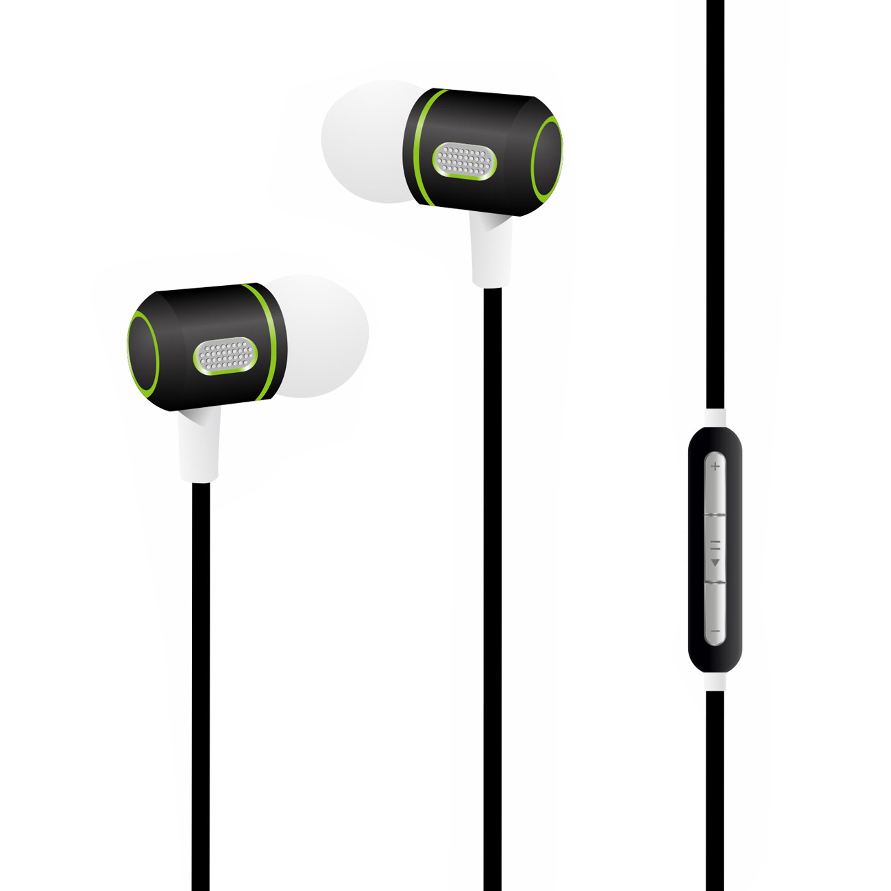 M-99 Super Bass earphone in  Black