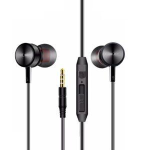 MT-H10 Universal Earphones in Black