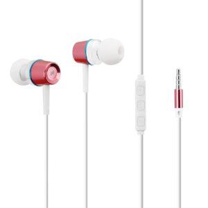 Earphone in Pink