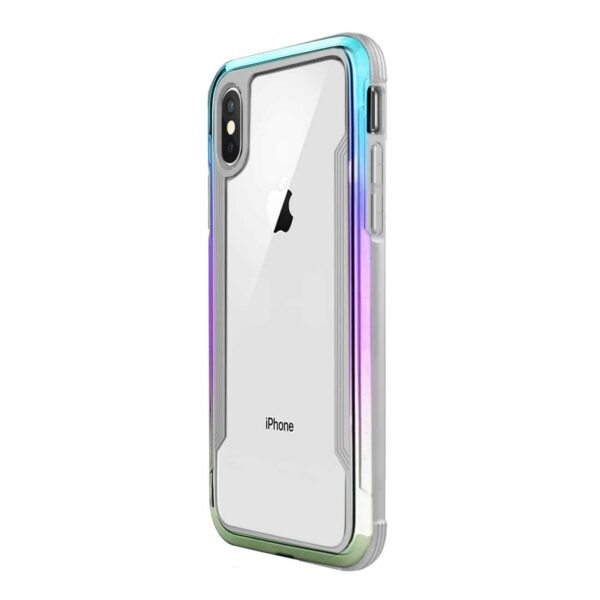 APPLE IPHONE X Defense Shield Case In Mix