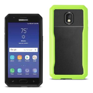 SAMSUNG GALAXY J3 (2018) Full Coverage Shockproof Case In Green