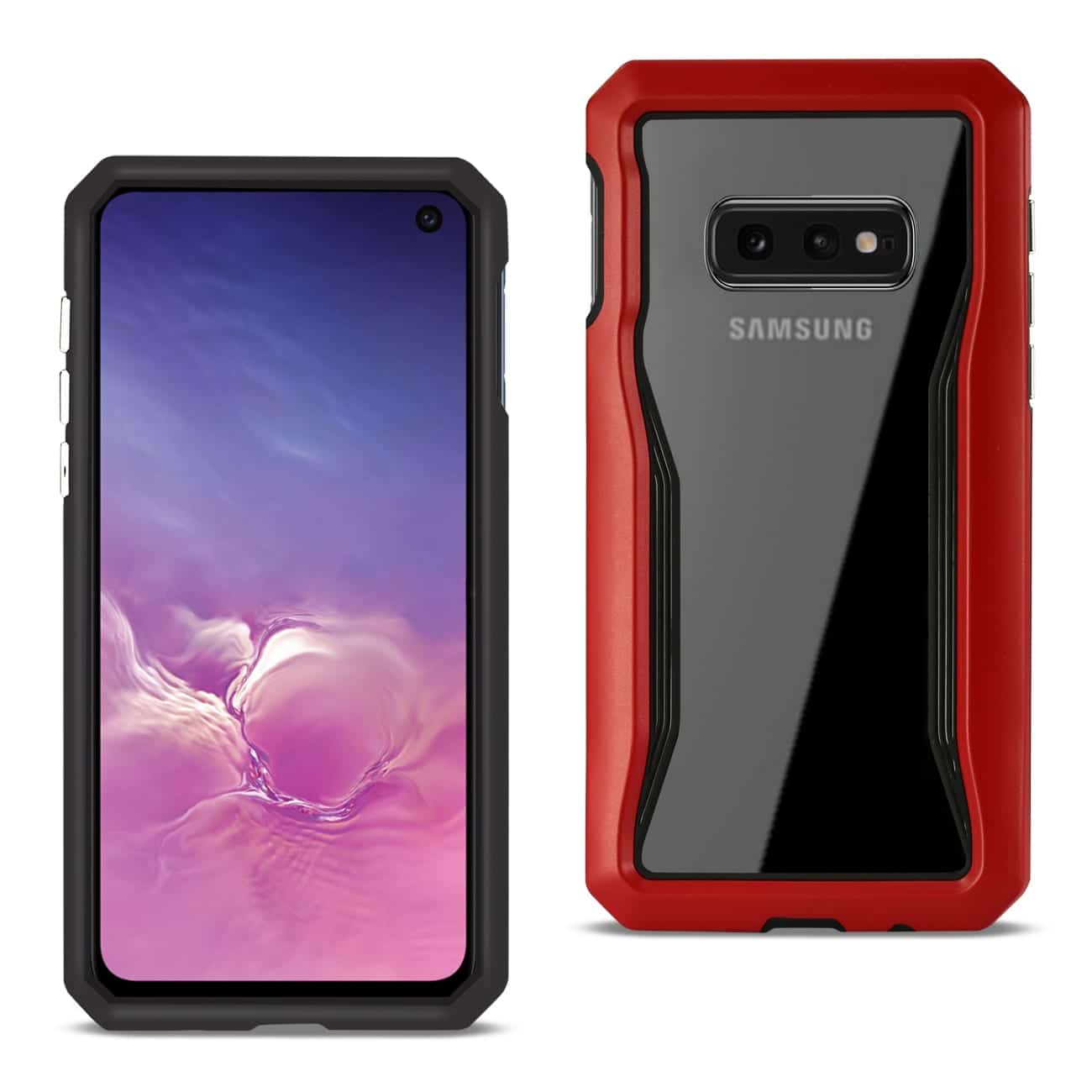 SAMSUNG GALAXY S10 Lite Protective Cover In Red
