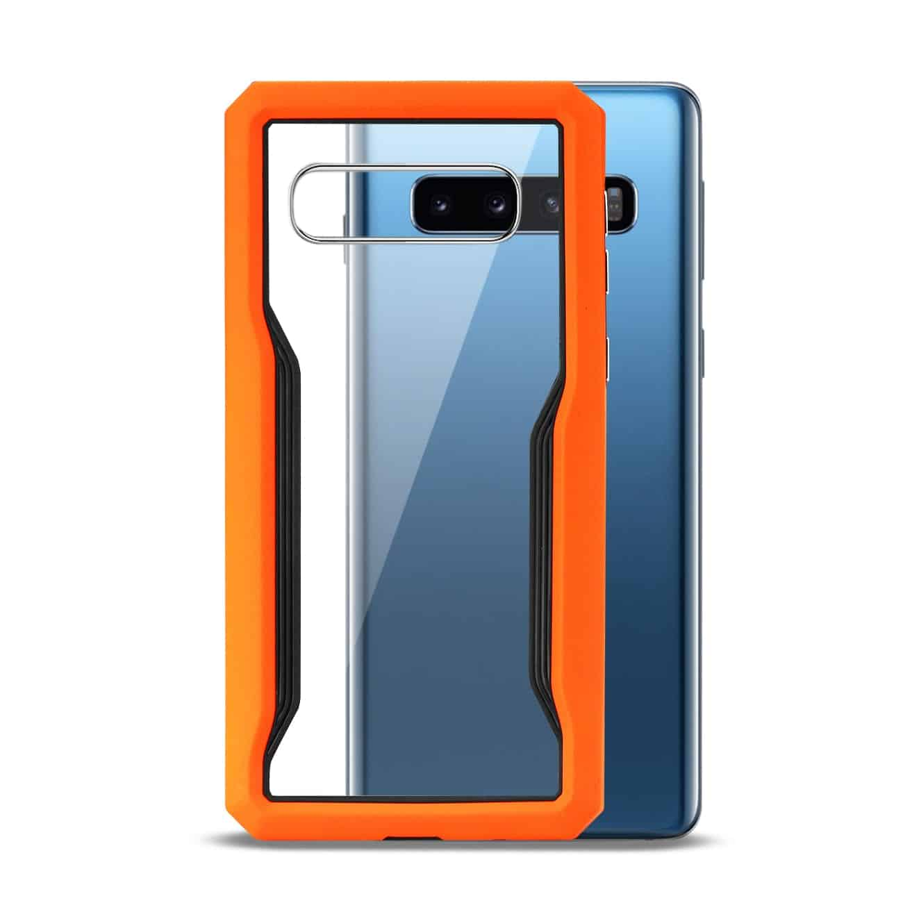 SAMSUNG GALAXY S10 Plus Protective Cover In Orange