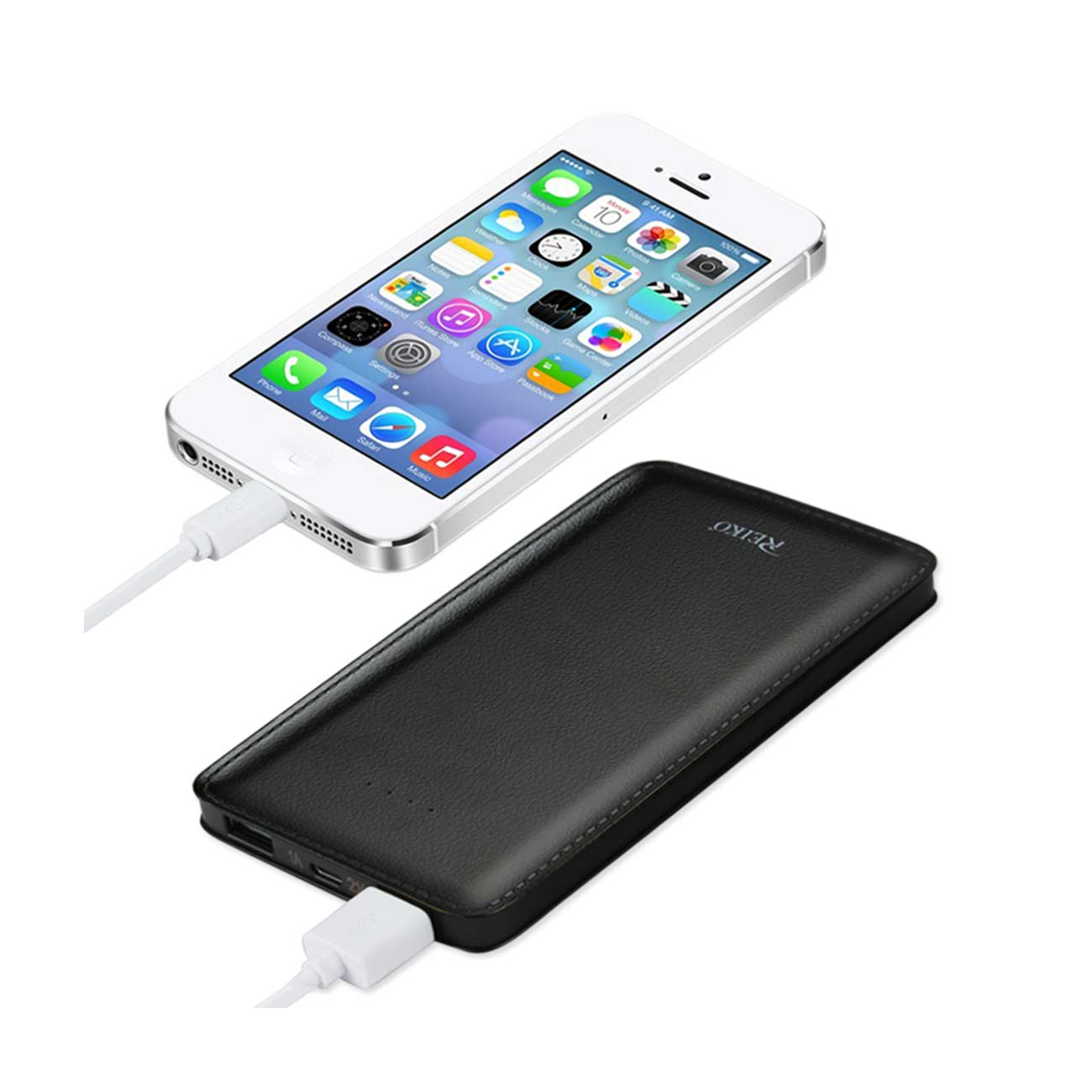 15000MAH UNIVERSAL POWER BANK IN BLACK