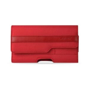 HORIZONTA RUGGED POUCH IPHONE 6 PLUS/ 6S PLUS 5.5INCH PLUS-RED WITH Z LID PATTERN INNER SIZE: 6.62X3.46X0.68INCH
