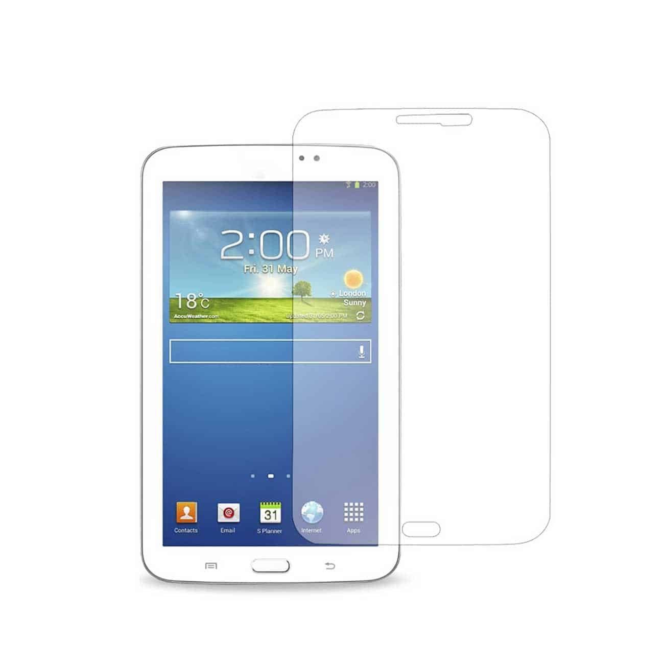 SAMSUNG GALAXY TAB 3 7.0 CLEAR SCREEN PROTECTOR IN CLEAR