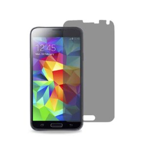 SAMSUNG GALAXY S5 PRIVACY SCREEN PROTECTOR IN CLEAR