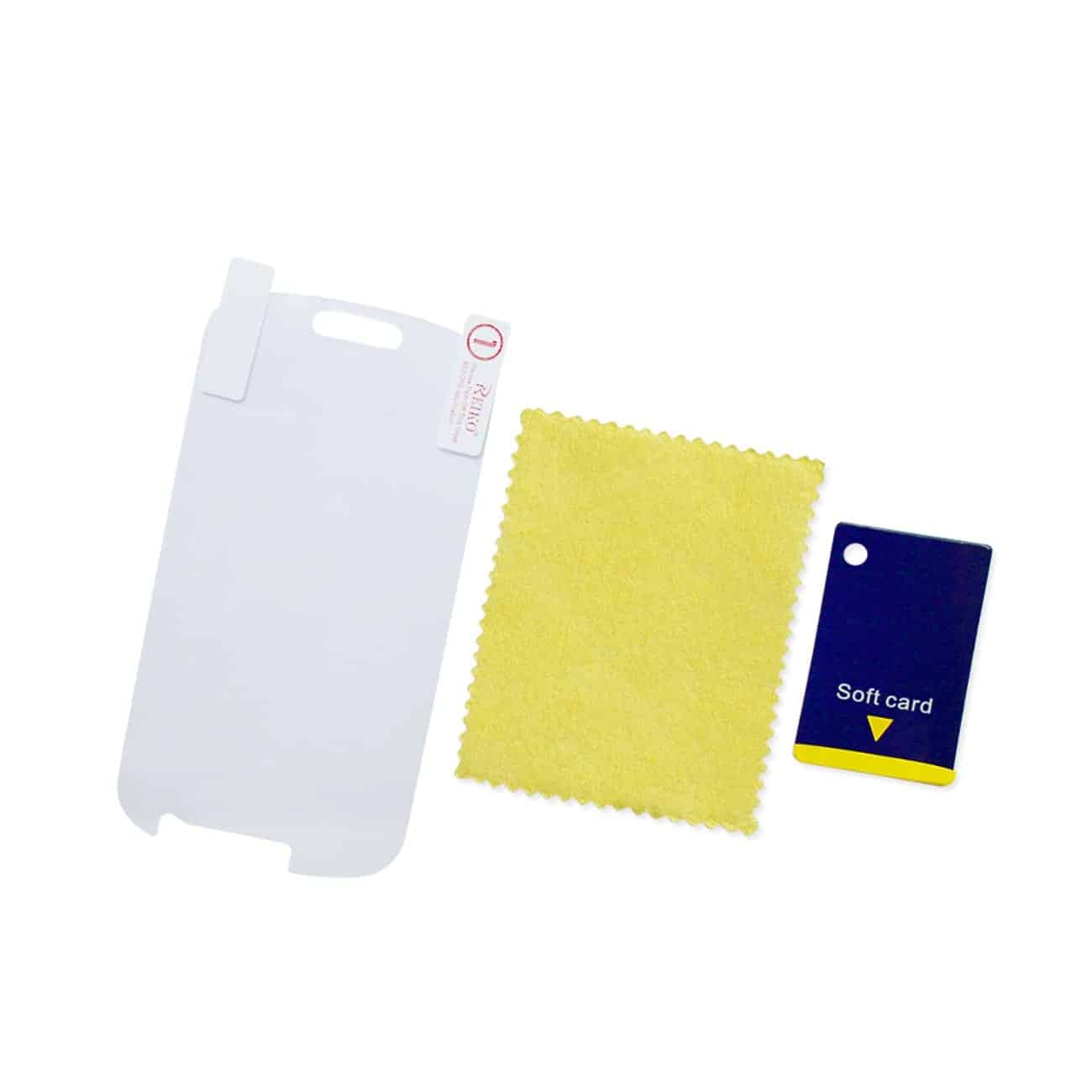 SAMSUNG GALAXY EXPRESS TWO PIECES SCREEN PROTECTOR IN CLEAR